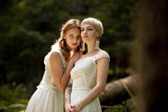 Egy menyasszonyi ruha is lehet kényelmes