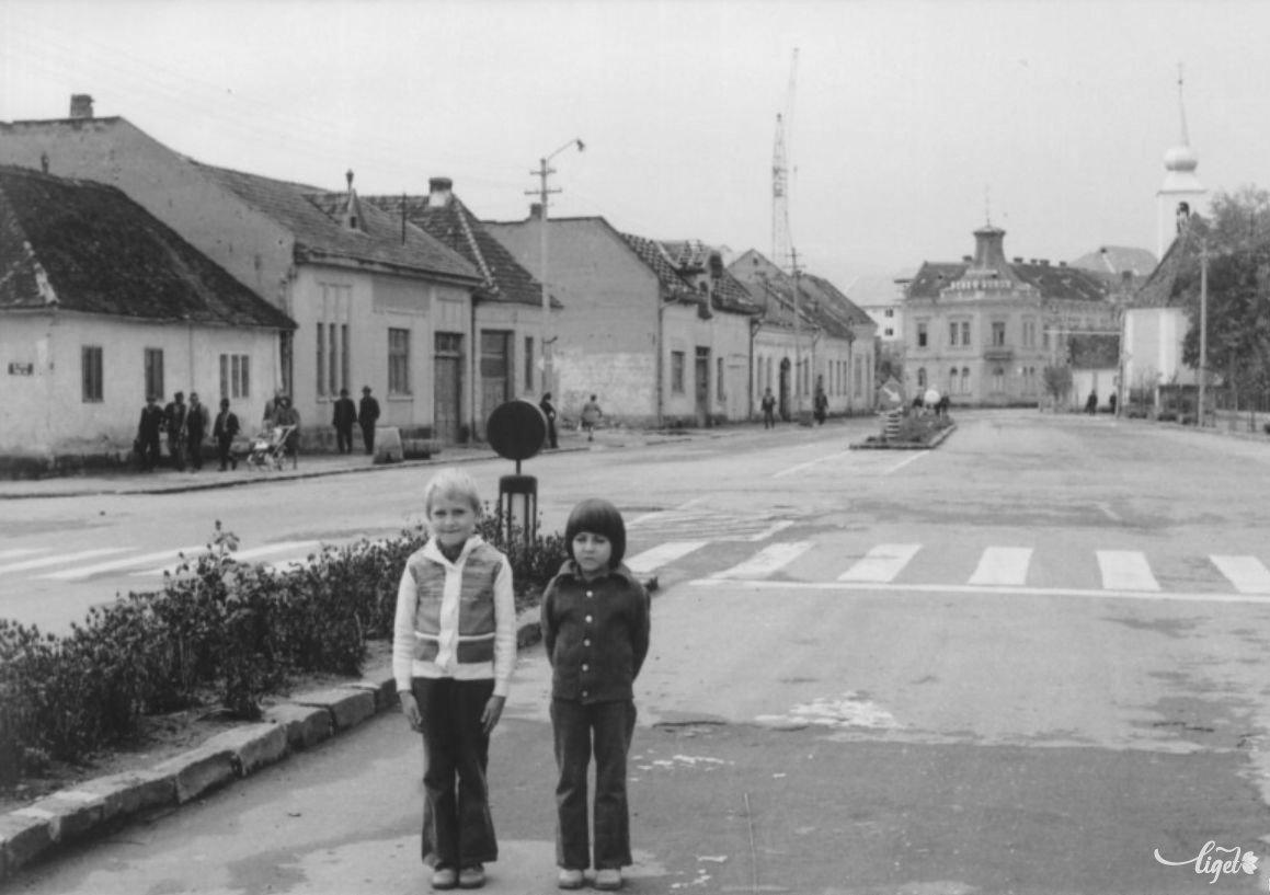 1978 – Virág utca  (Balogh Noémi és Birta Noémi gyűjtése) •  Fotó: A Nagy Imre Általános Iskola diákjainak gyűjtése