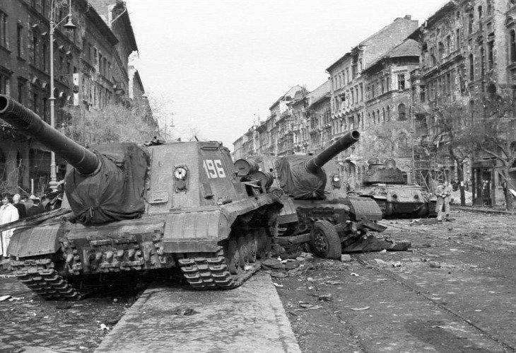 Az 1956-os forradalom és szabadságharc rövid története