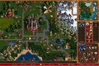 Heroes of Might and Magic III: a körökre osztott stratégiai játékok legjobbja