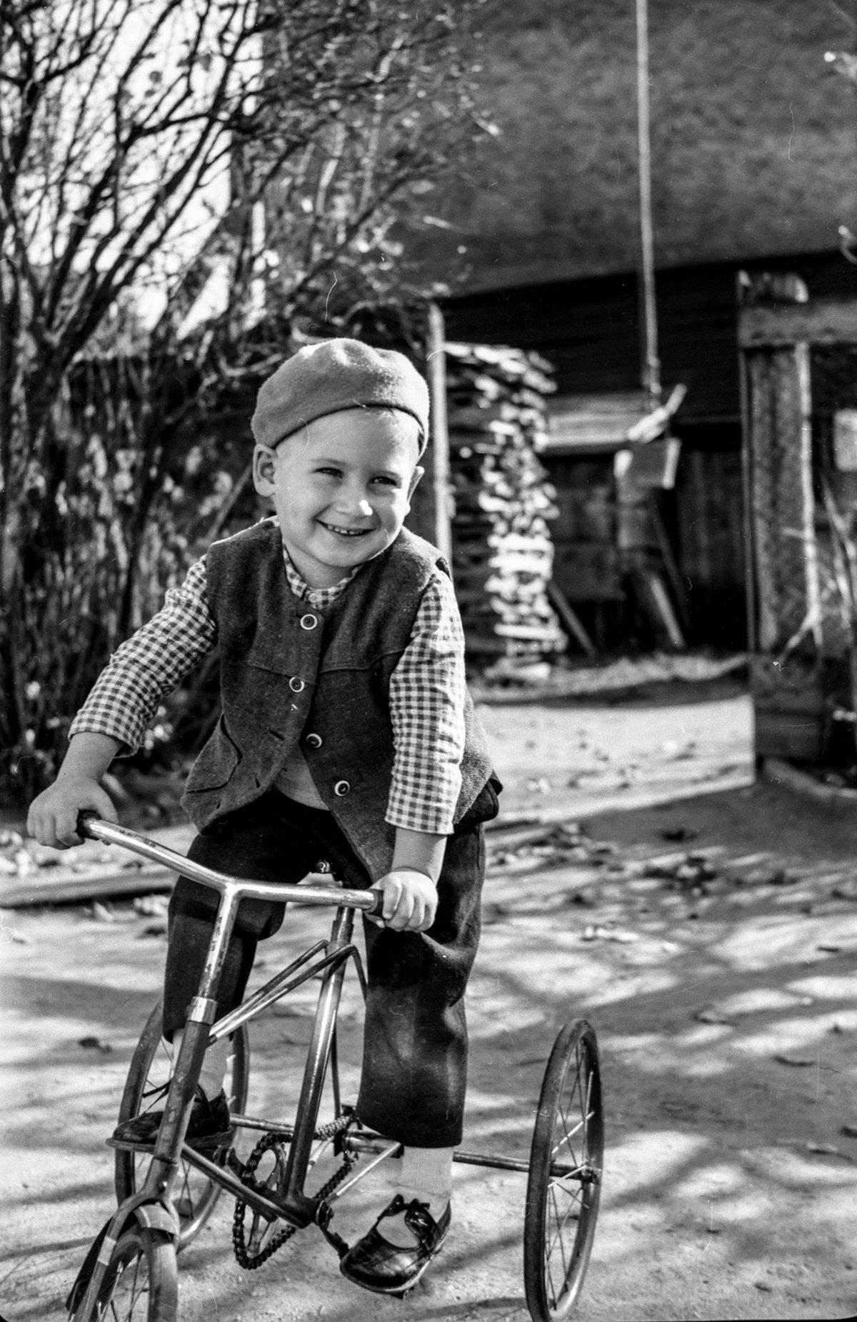 Csíkszereda, 1961 •  Fotó: Szabó Miklós/Nagy Gyöngyvér archívuma