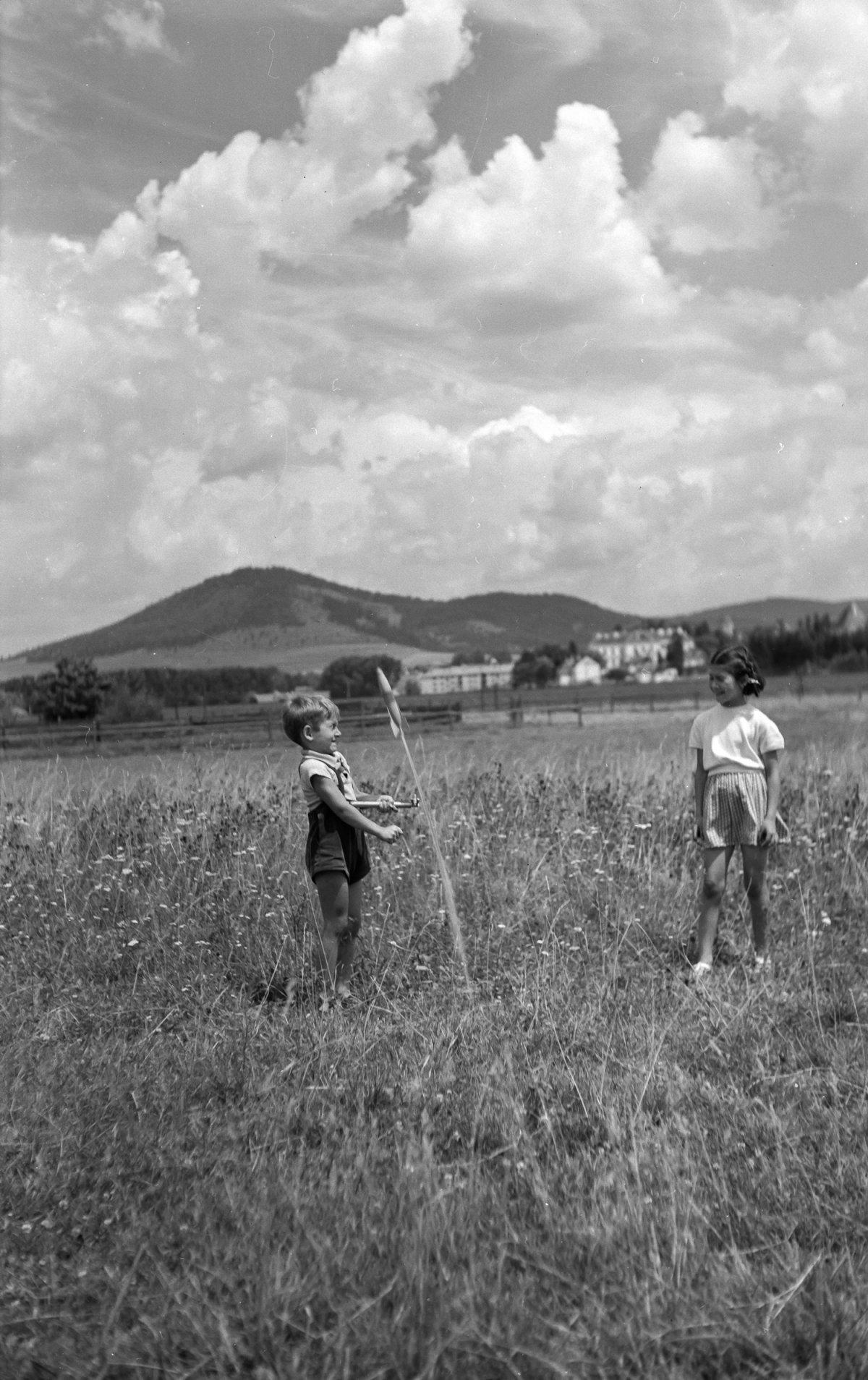 1963 •  Fotó: Szabó Miklós/Nagy Gyöngyvér archívuma