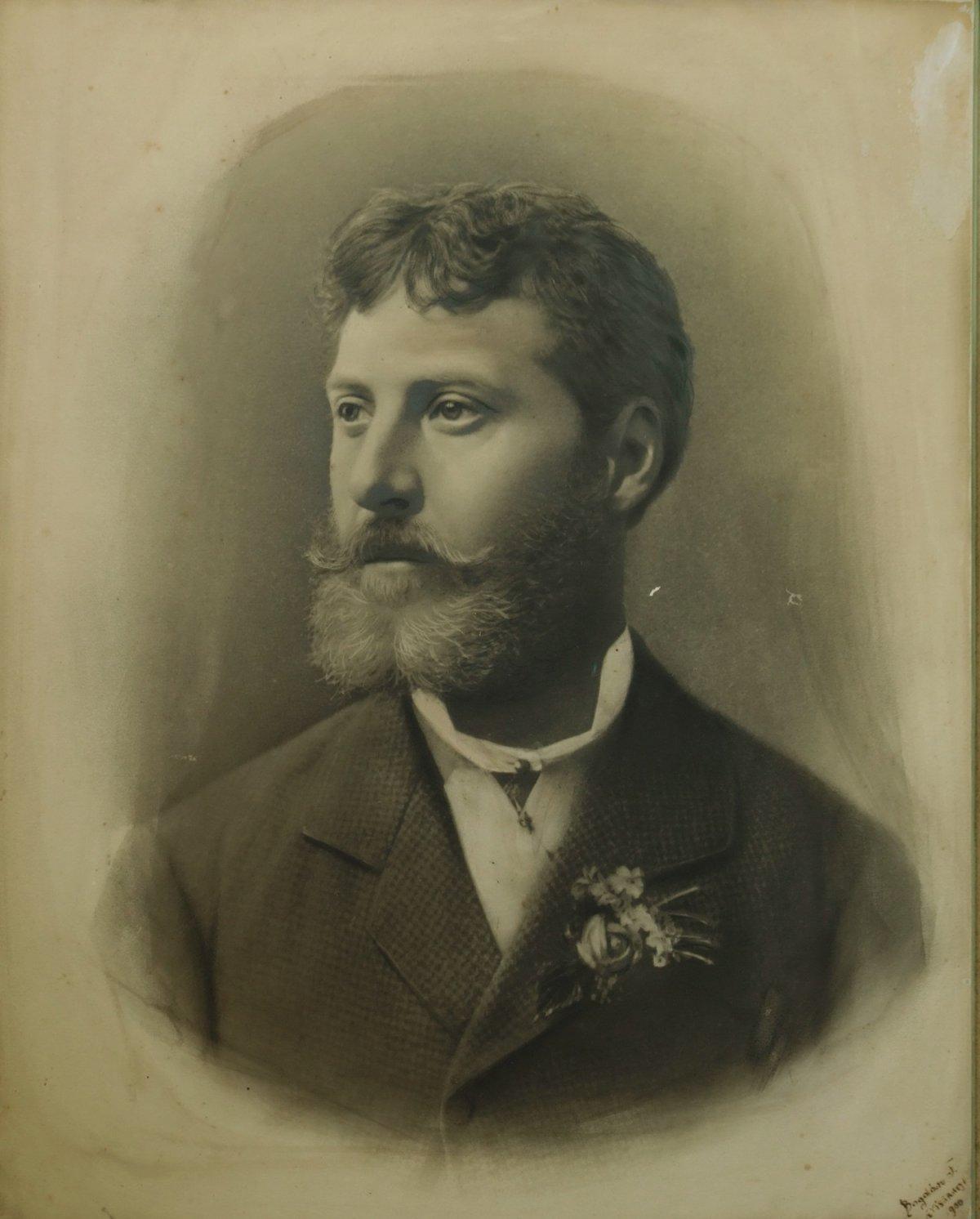 Dédapa, Nagy Géza, 1884 •  Fotó: Nagy Gyöngyvér személyes archívuma
