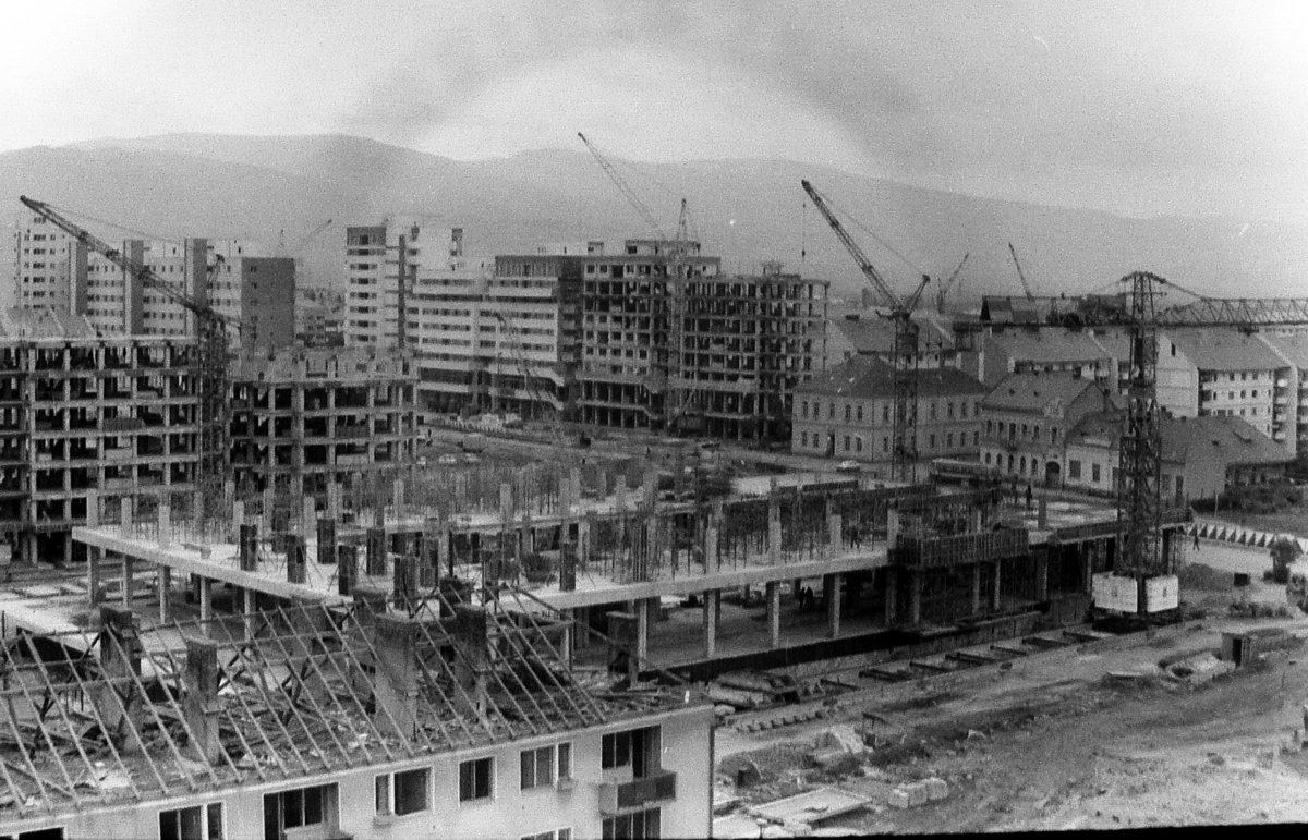 Csíkszereda, 1982 •  Fotó: Nagy Gyöngyvér személyes archívuma