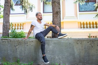 Gekkó-tetkó és cipőmánia: Barabás Árpád