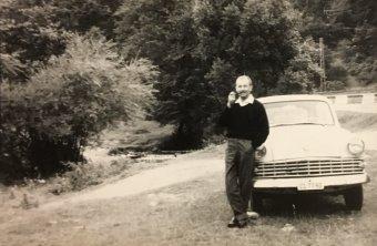 Itthon és otthon: in memoriam dr. Magyari Jenő