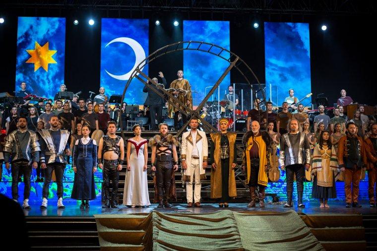Közösségi ünneppé vált: István, a király Székelyföldi Nagyprodukció
