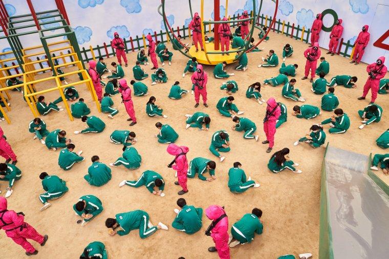 A koreai battle royale, amire rákattant a világ