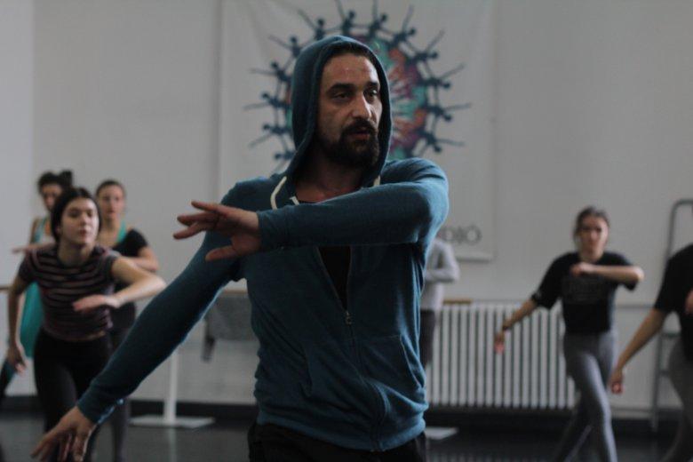 Bordás Attila: kitágítja önnön határainkat a tánc