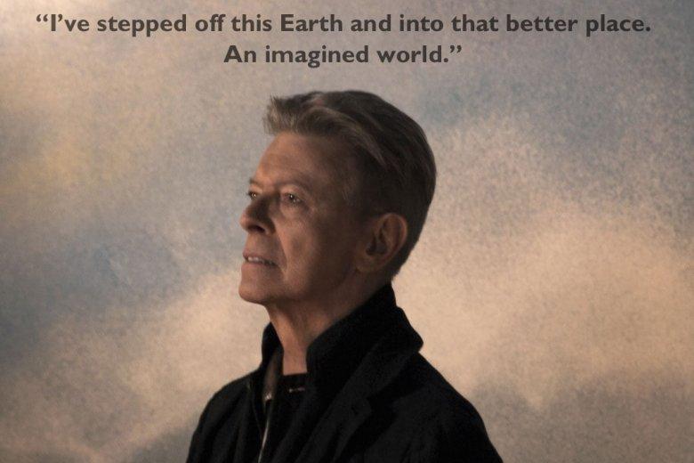 Az ember, aki eladta a világot. Találkozásaim David Bowie-val