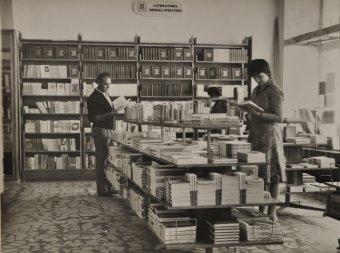 A könyvelosztó hálójában: kiadványok útja az olvasókhoz a kommunizmus idején