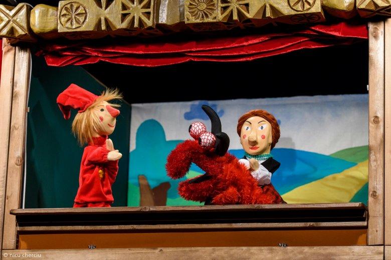 A bábművészet világnapját ünnepli a székelyudvarhelyi színház