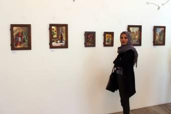 Csíki festőművész az arab világban