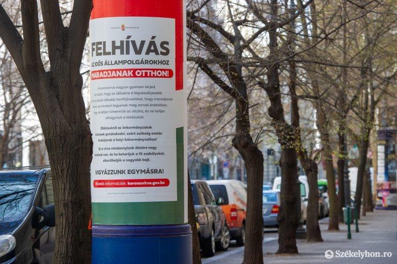 Harmadik hullám: hatezer fölé ugrott az új fertőzöttek száma Magyarországon