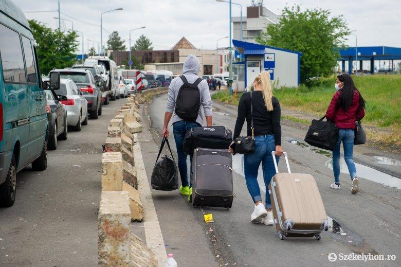 Sokan hazatértek a járványhelyzet alatt, majd ismét külföldön vállaltak munkát