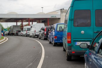 FRISSÍTVE – Újraindult a forgalom a román–magyar határon