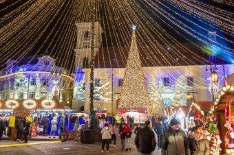 Elmarad idén a legnépszerűbb romániai karácsonyi vásár