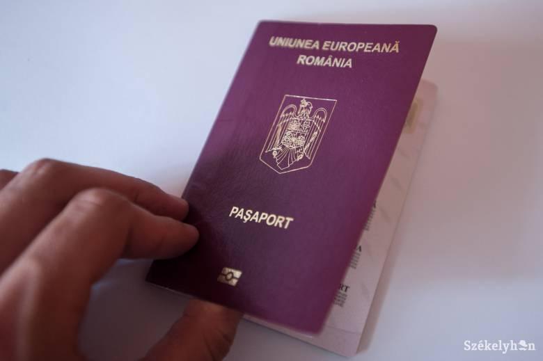 Drasztikusan visszaesett az útlevéligénylés Háromszéken