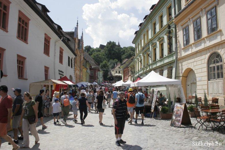 Tavaly elmaradt, idén megszervezik a Segesvári Középkori Fesztivált