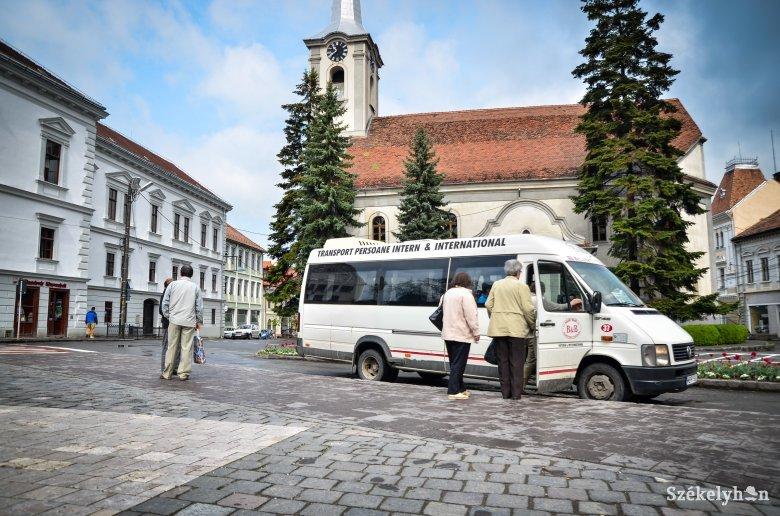 Újraindul két buszjárat Székelyudvarhelyen