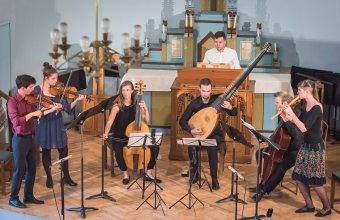 Barokk koncertek csíki templomokban
