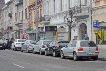 Fizetéses parkolás: nem adják magáncégnek a városlakók pénzét