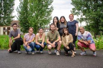 Amerikai és kínai önkéntesektől tanultak angolul csíki gyermekek