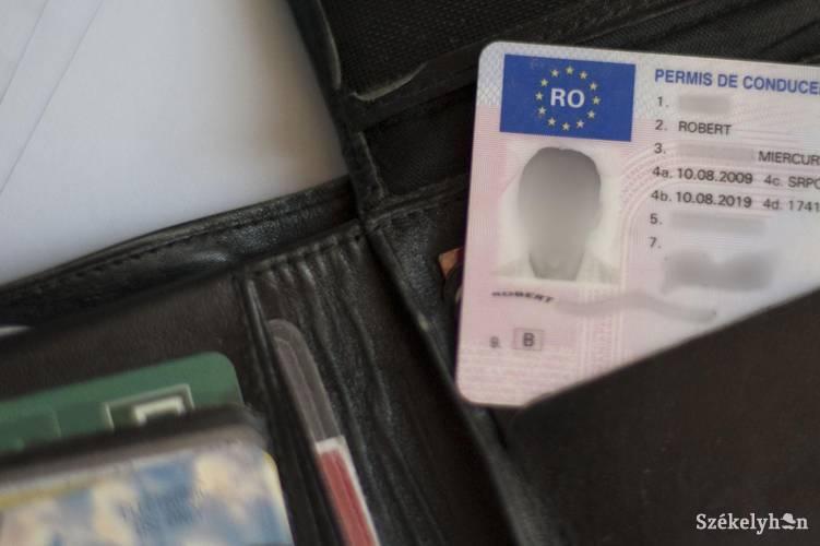 Megdrágult a jogosítvány és a forgalmi engedély kiváltása
