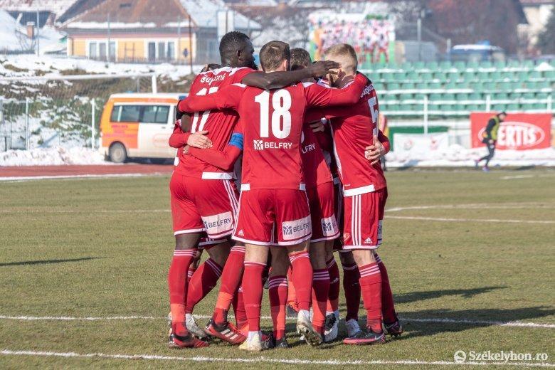 Az FC Argeș a felsőházba juttatta a Sepsi OSK-t