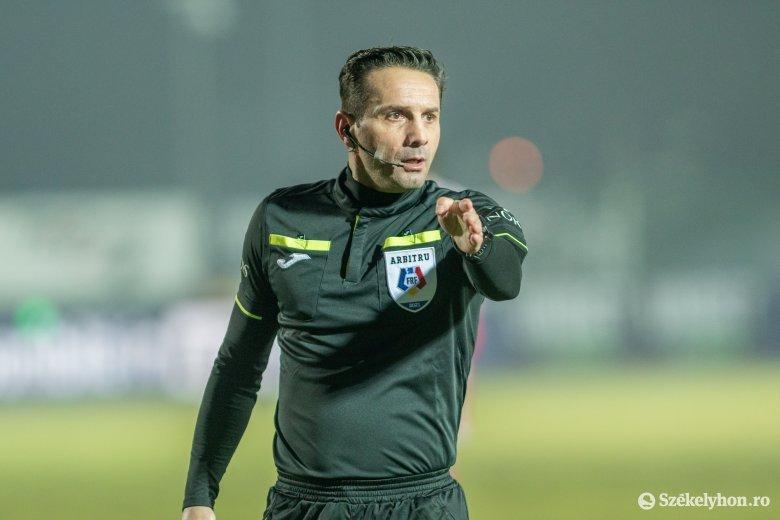 Pontosított az UEFA, csak külföldön érvényes Colțescu eltiltása