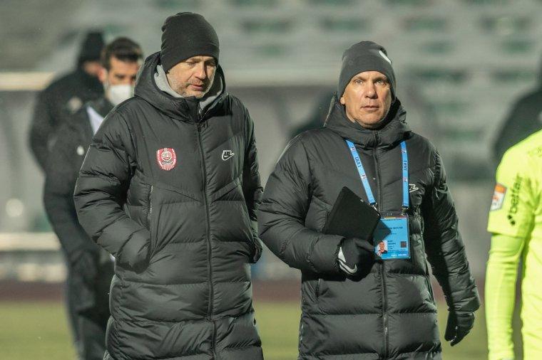 Elköszönt a Kolozsvári CFR Iordănescutól, Șumudică veszi át a bajnokcsapatot
