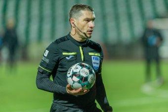 Kovács István Amszterdamban vezeti első Eb-meccsét