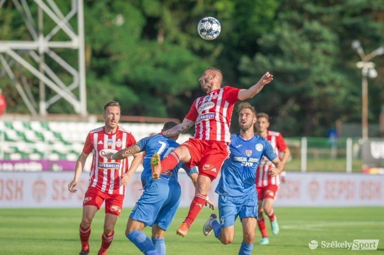 Klubtörténeti jelentőségű mérkőzést játszik a Sepsi OSK