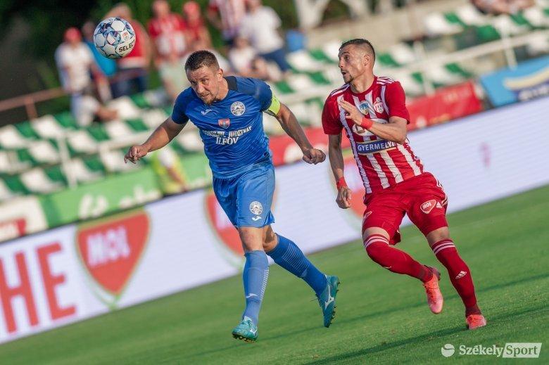 Nem kapott, nem lőtt gólt a Sepsi OSK – nyílt lesz a visszavágó