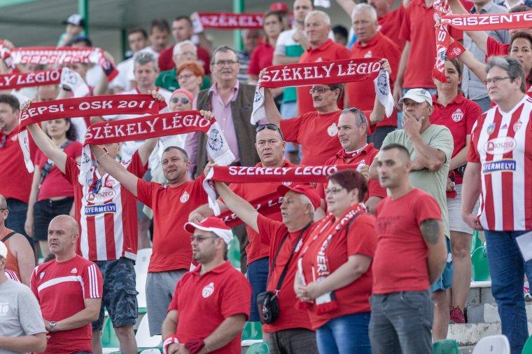 Bemutatkozik a Konferencia Ligában a Sepsi OSK, a román válogatott pedig az olimpián