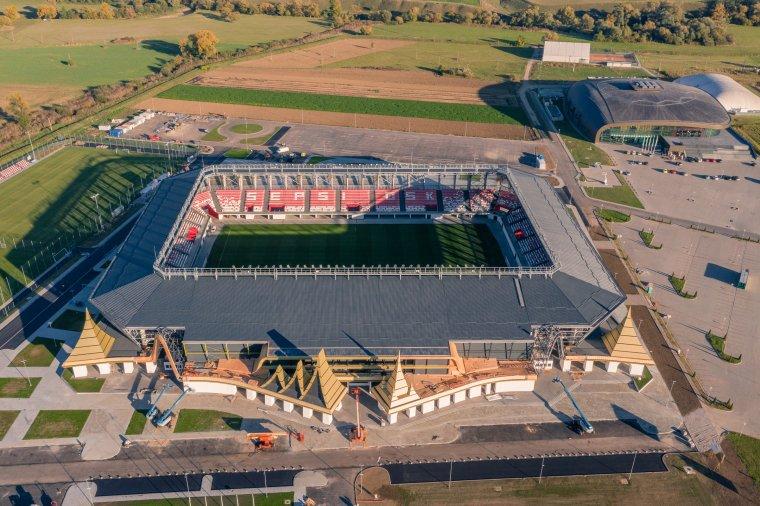 A Voluntari elleni bajnokival avatja fel új stadionját a Sepsi OSK
