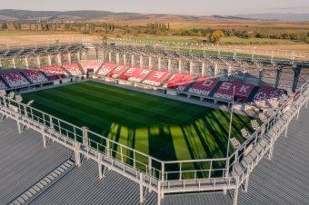 Az új stadionjában játszik a Sepsi OSK – a szombati sportműsor