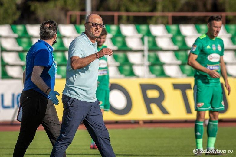 Leo Grozavu: még időre van szükségünk
