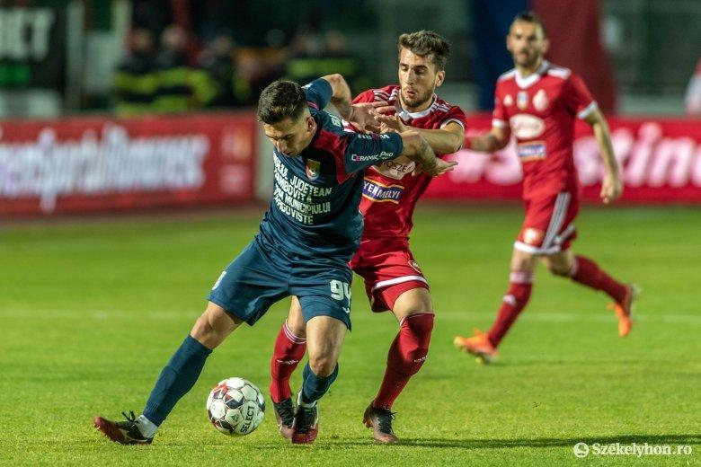 Mégsem játszik barátságos mérkőzést a Sepsi OSK és az FK Csíkszereda