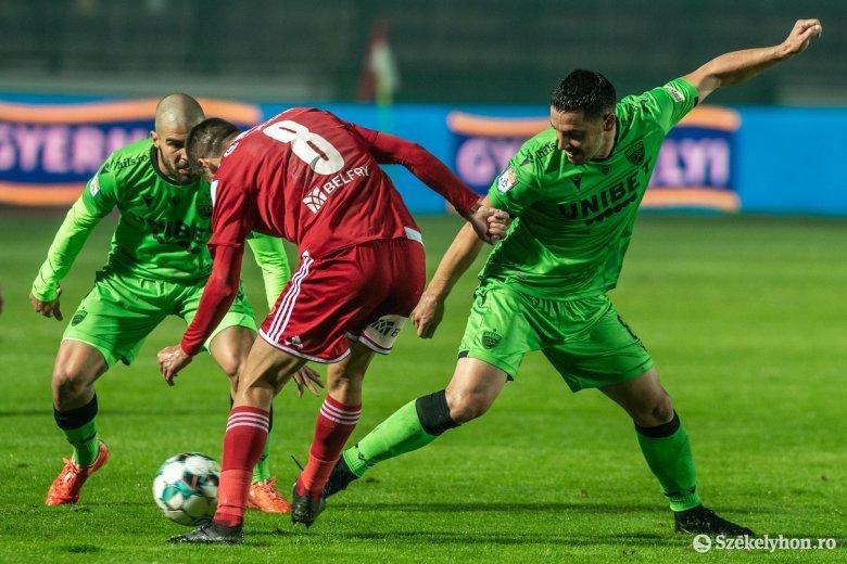 Hiába a korai medgyesi előny, a Dinamo behúzta a győzelmet