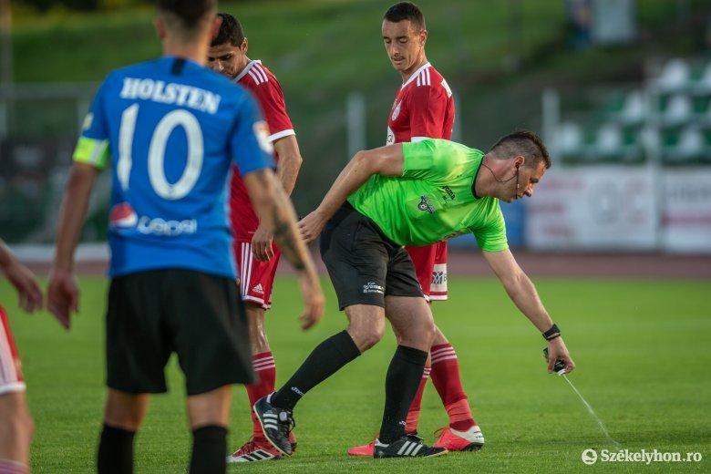 Korábban pályán a Sepsi OSK, játszhat a Dinamo