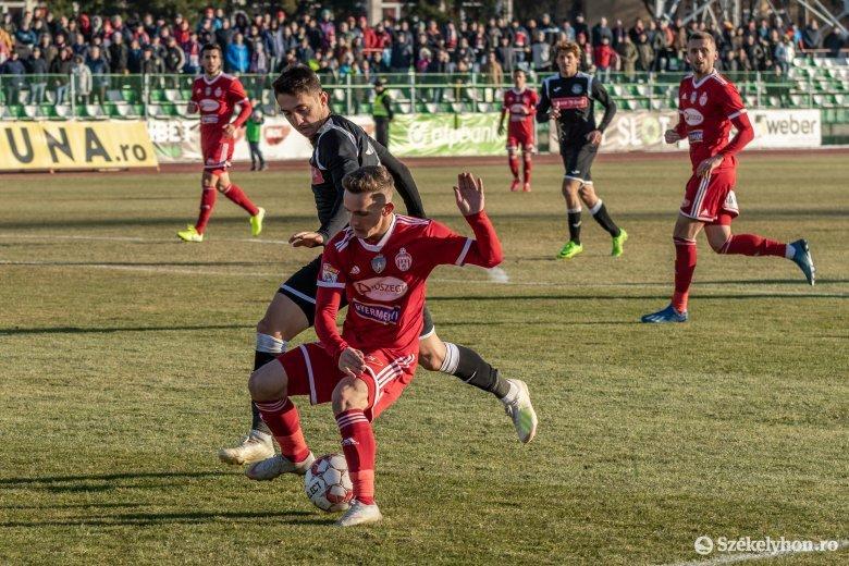 A Jászvásári Polival játszik a kupadöntőért a Sepsi OSK