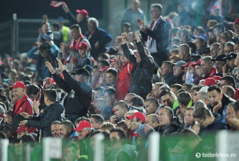 Ingyenes a belépés a Sepsi OSK meccsére