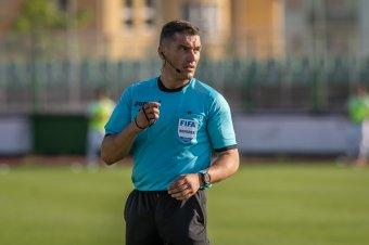 Európa Liga: az AS Roma mérkőzését vezeti Kovács István