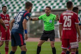 Először bíráskodik a párizsi BL-botrány után, Colțescu vezeti a Sepsi OSK meccsét