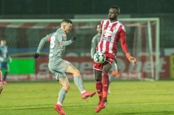 Feljavult a második félidőre, de gólt és pontot sem szerzett a Sepsi OSK