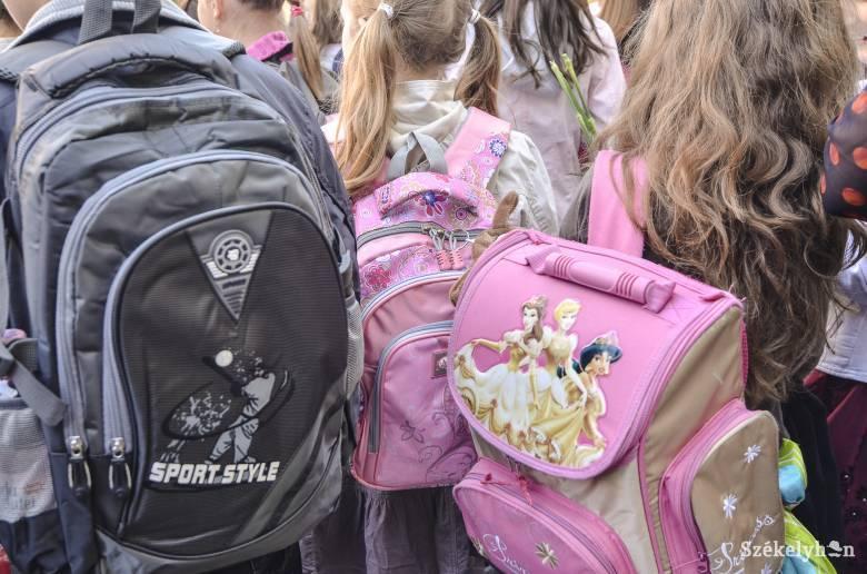 Iskolakezdés Sepsiszentgyörgyön: a váratlan helyzetekre is készülnek