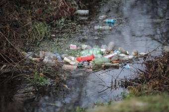 Románia valamennyi nagy folyóvizében kimutatták a mikroműanyag-szennyezést