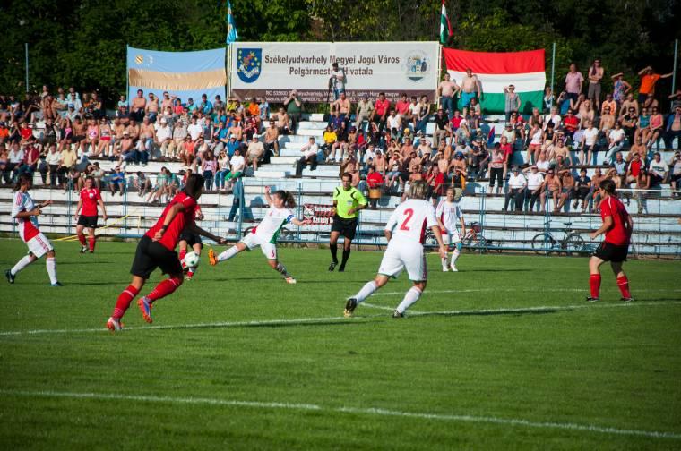 Női focivébét rendezhetnek Székelyföldön