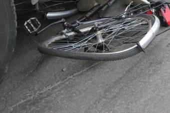 Súlyos sérülést szenvedett egy kerékpáros Parajdon